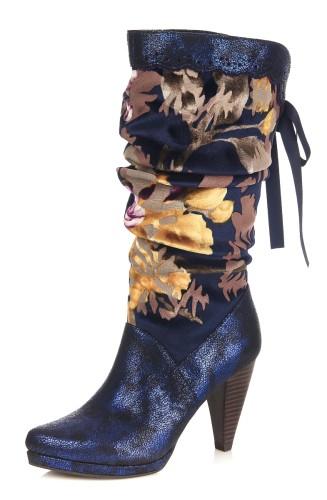 Bedroom Athletics Boot Slippers