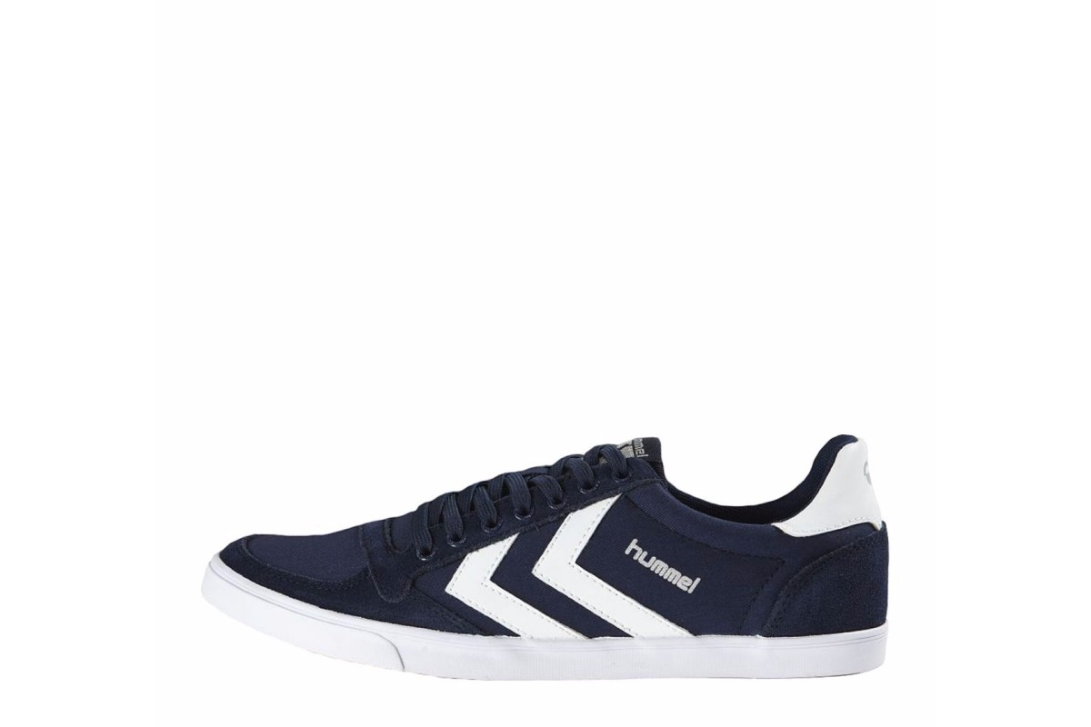 Hummel Slimmer Stadil Low Dress Blue White Kh Women's Trainers