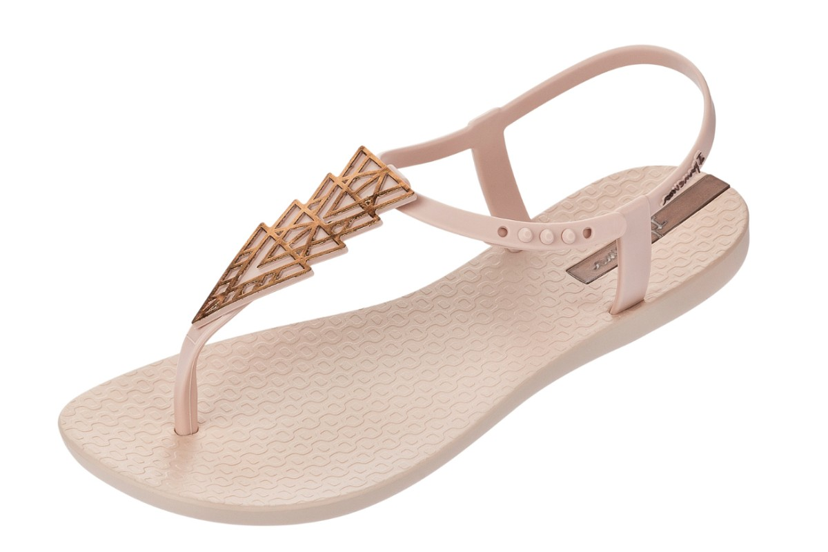 Ipanema Charm II Blush T Bar Women's Flat Sandals