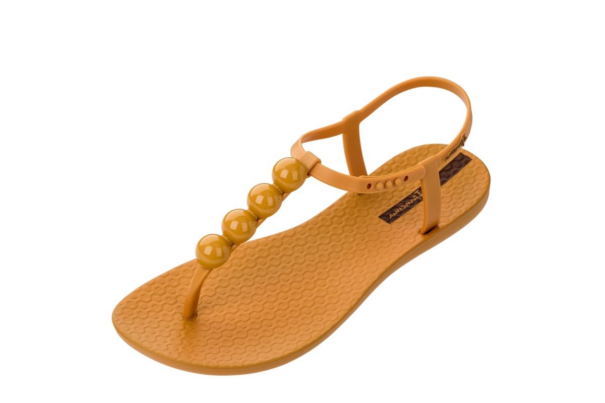 Ipanema Charm Sandal 21 Amber Mustard