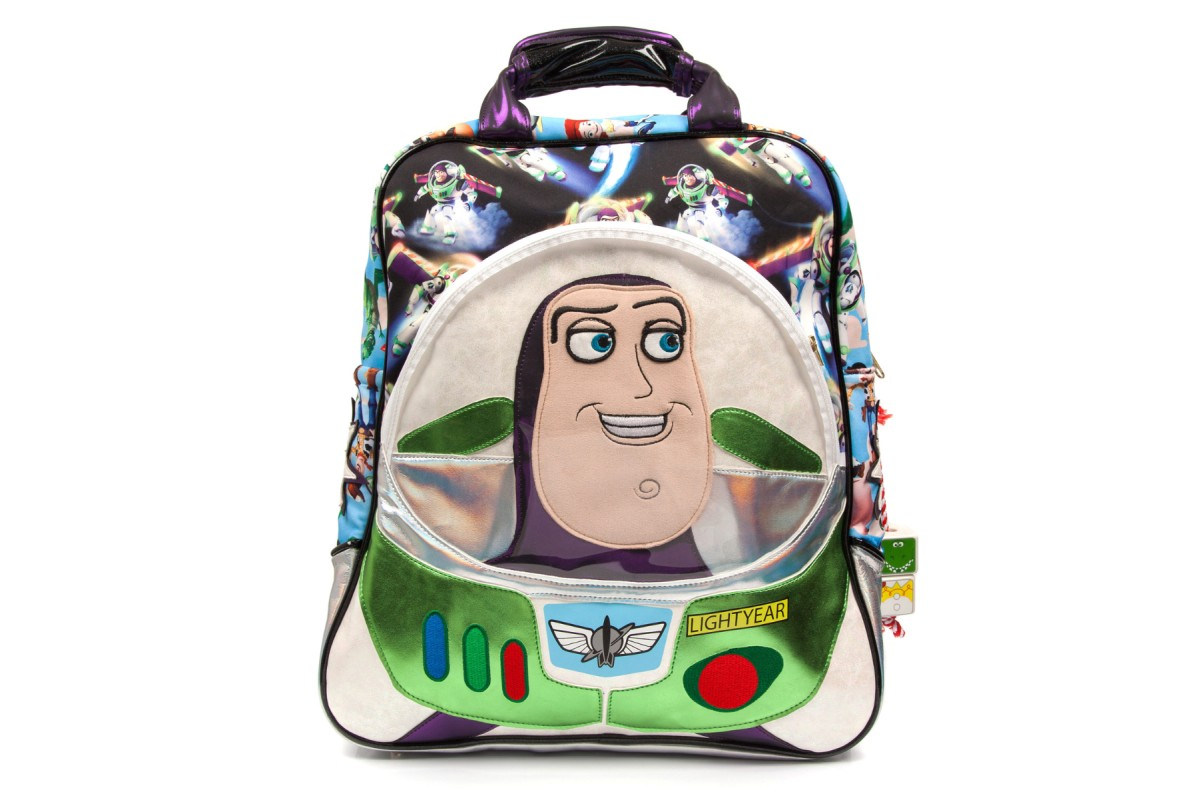 Irregular Choice Toy Story Space Ranger Buzz Lightyear Backpack Bag
