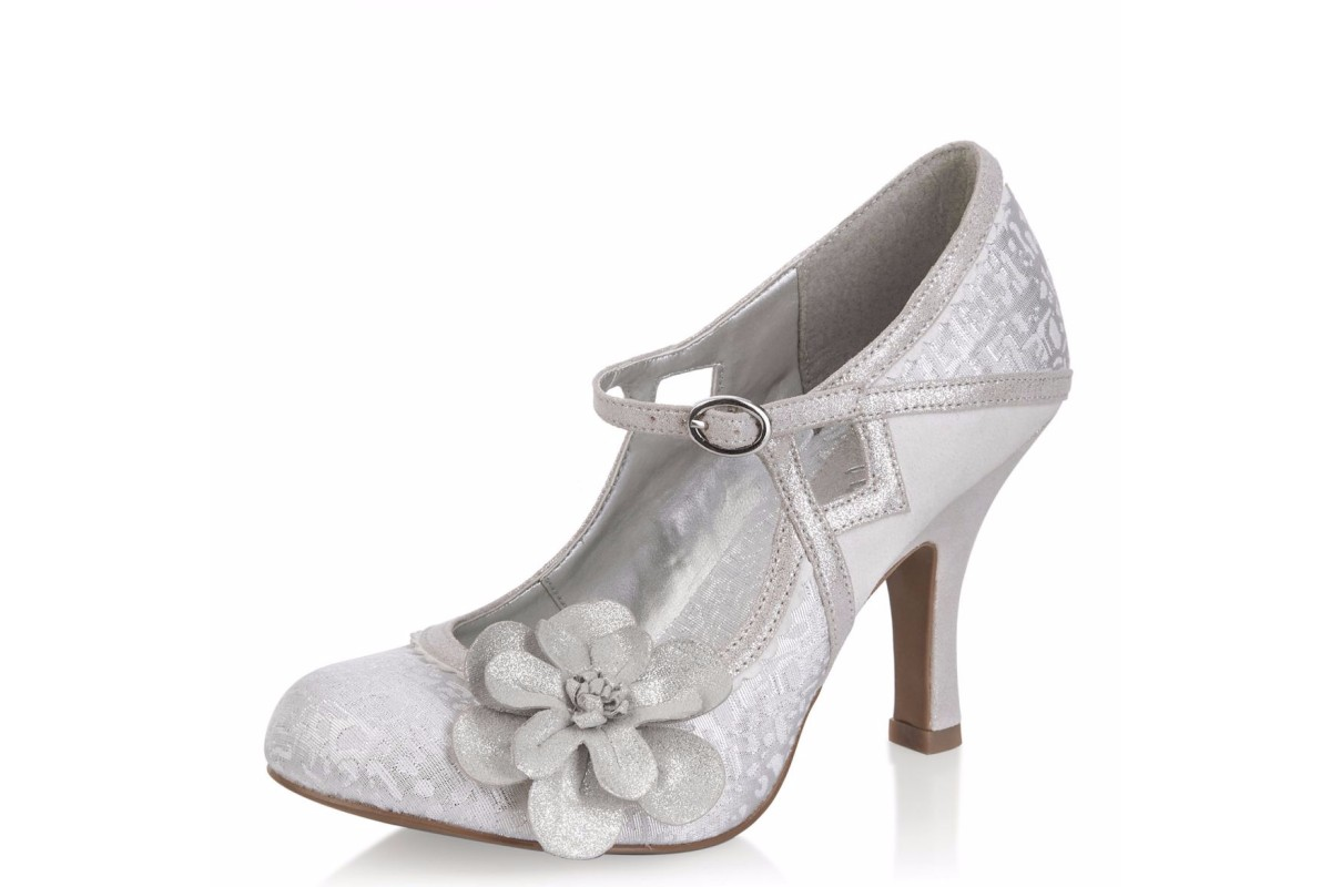 Silver Mary Jane Shoes Uk
