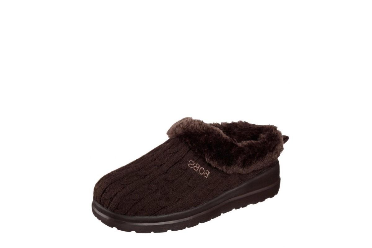 bobs memory foam slippers
