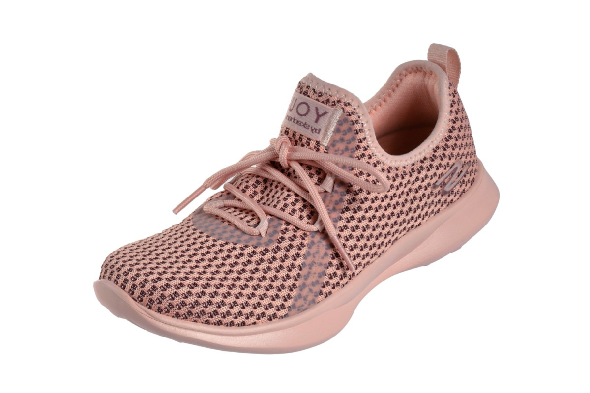 Skechers You Serene Tranquility Pink Comfort Trainers