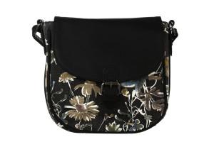 d34731b70bcf £24.99 £12.99 · Animal Cori Black Brown Floral Print Cross Body Bag