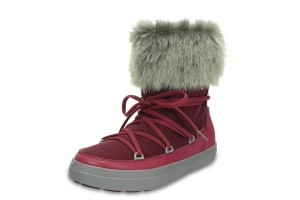 59bb1f73013f £64.99 £34.99 · Crocs Lodgepoint Lace Up Women s Pomegranate Pink Fur Ankle  Boots · £119.99 £88.99 · Fly London Mes 2 Rug Blue Leather Wedge Heel Calf  Boots