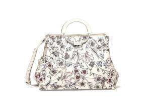 6ec1b4603243 £69.99 £49.99 · Fiorelli Stella Circle Handle Hampton Cream Floral Grab Bag