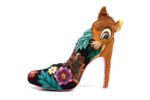 f71705079ae £168.99 £69.99 · Irregular Choice Disney Bambi Prince Of The Forest Black  ...