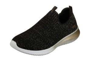 49f07b91 You May Also Like. £57.99 £34.99 · Skechers Ultra Flex Metamorphic Black  Gold Memory Foam Trainers Shoes